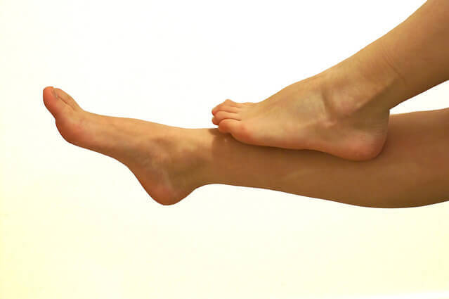 Exercise preventing varicose veins